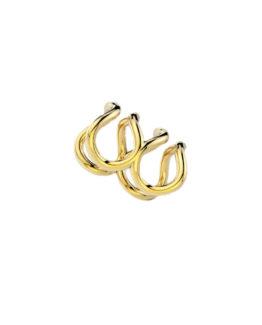 EAR CUFF PEG5 GOLD ELOGIARTE