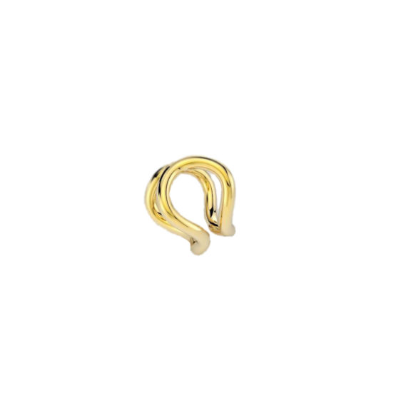 EAR CUFF PEG6 GOLD ELOGIARTE